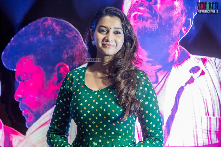 Priya Bhavani Shankar At The 'Oththa Serupu Size 7' Audio Launch