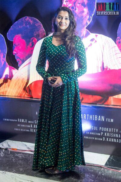 Priya Bhavani Shankar At The 'Oththa Serupu Size 7' Audio Launch