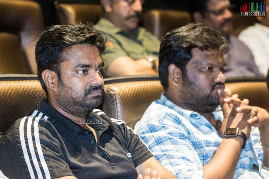 Director Vijay At The 'Oththa Serupu Size 7' Audio Launch