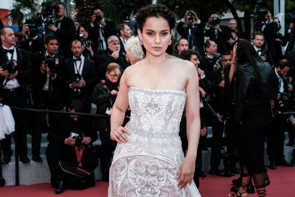 Kangana Ranaut Walks The Red Carpet At 72nd Cannes Film Festival 2019