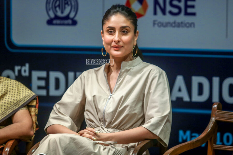 Kareena Kapoor At An UNICEF Event