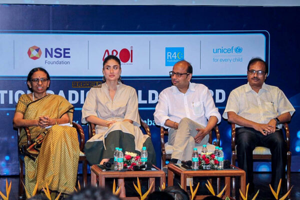 Kareena Kapoor At An UNICEF Event