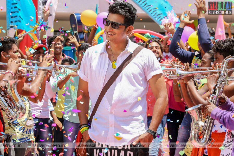 Kee Movie Stills Starring Jiiva