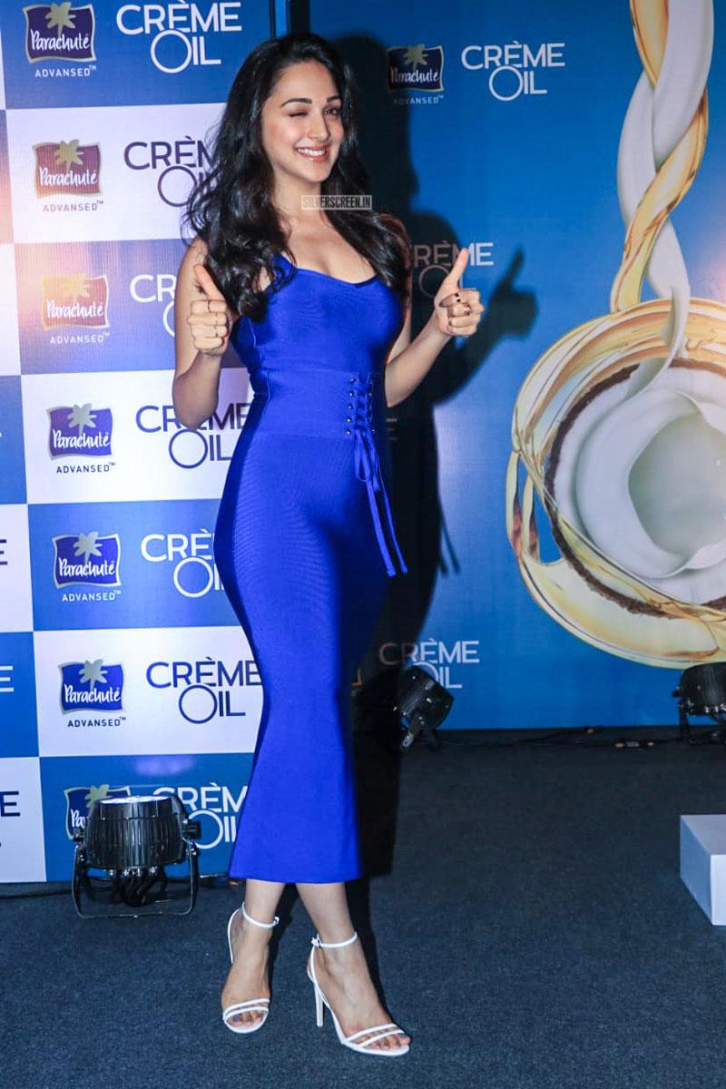 Kiara Advani Product Launch Silverscreen