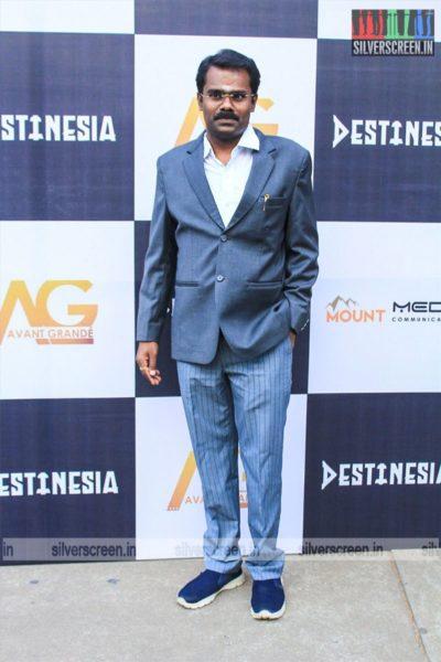 Celebrities At The 'DESTINESIA' Premiere