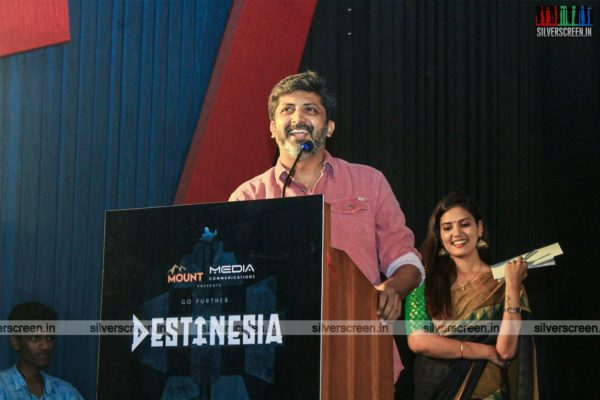 Mohan Raja At The 'DESTINESIA' Premiere