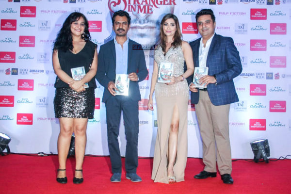 Nawazudin Siddique At The 'Stranger In Me' Book Launch