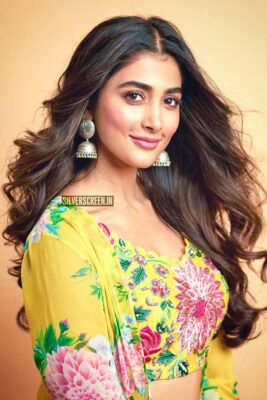Pooja Hegde Photoshoot Stills