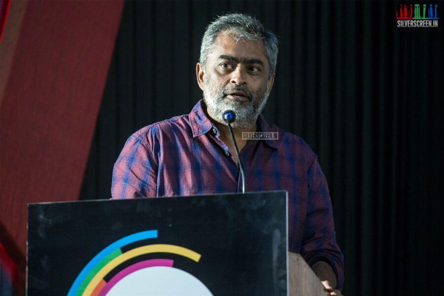 Celebrities At The 'Thiravam' Press Meet