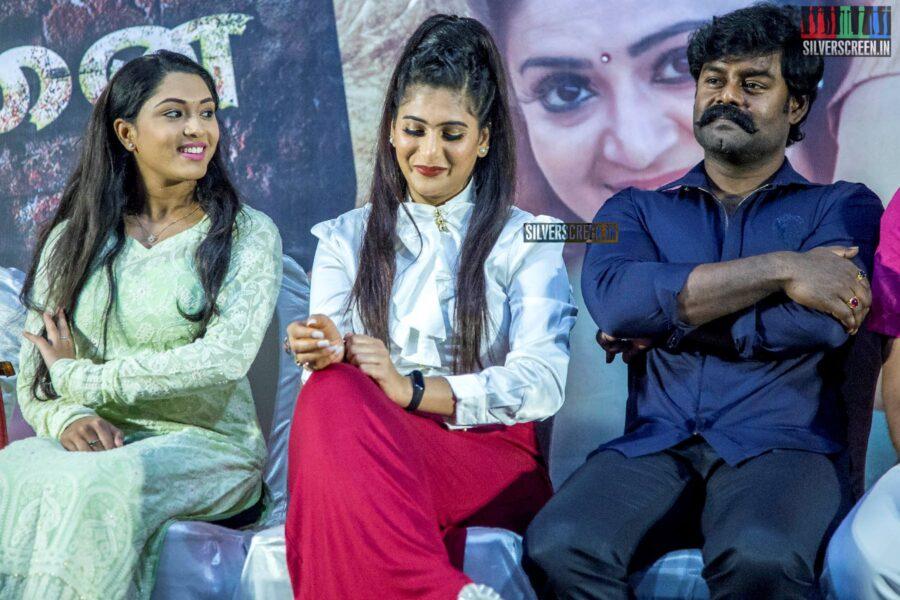 RK Suresh, Charmila At The 'Cochin Shadhi At Chennai 03' Trailer Launch
