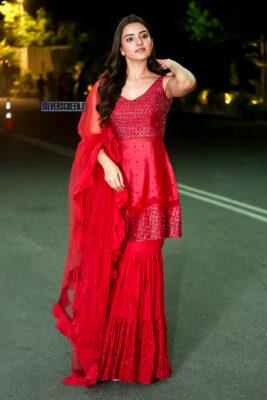 Rukshar Dhillon At The 'ABCD' Pre Release Event