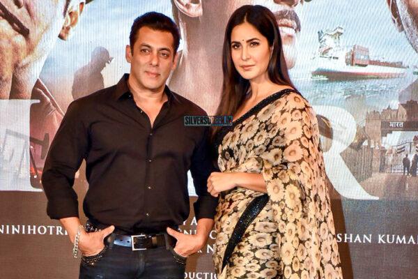 Salman Khan, Katrina Kaif At The 'Bharat' Audio Launch