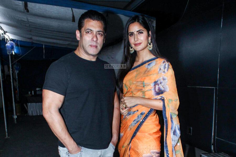Salman Khan, Katrina Kaif Promote 'Bharat'