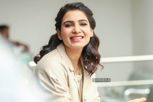 Samantha Akkineni Promotes 'Majili'