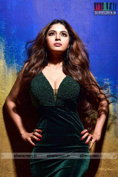 Sanam Shetty Photoshoot Stills