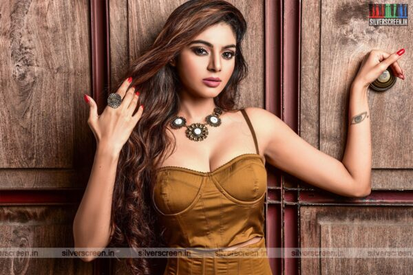 Sanam Shetty Photoshoot Stills