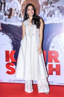 Kiara Advani At The 'Kabir Singh' Trailer Launch