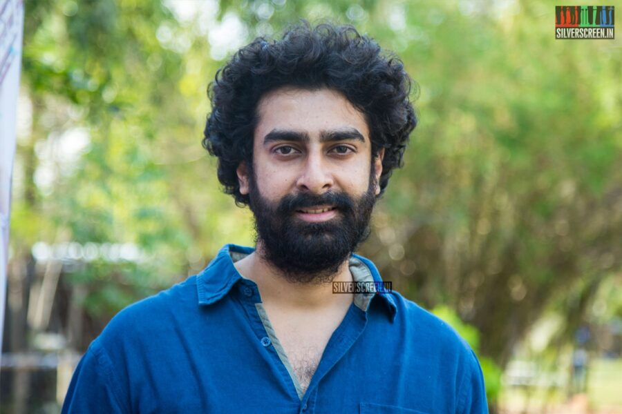 Narayan At The 'Mr.Local' Press Meet
