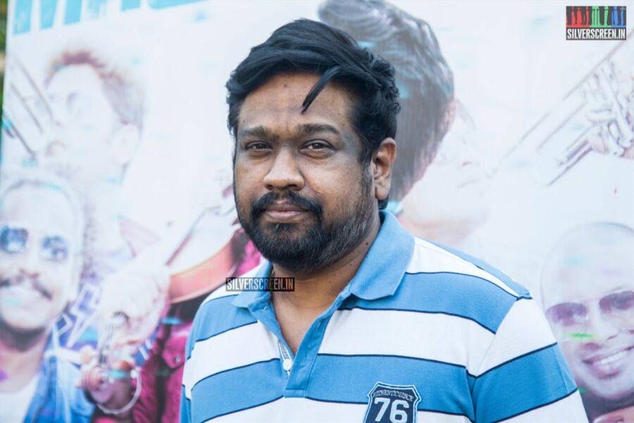 M Rajesh At The 'Mr.Local' Press Meet