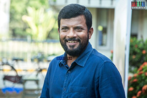 Dinesh At The 'Mr.Local' Press Meet