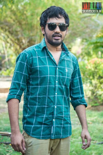 Hiphop Tamizha Aadhi At The 'Mr.Local' Press Meet