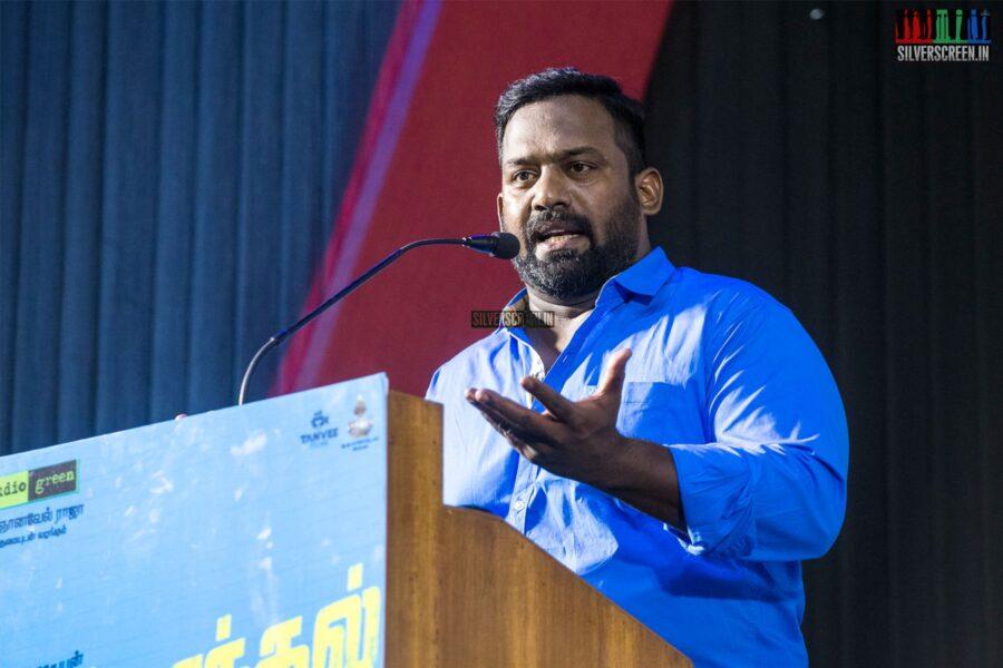 Robo Shankar At The 'Mr.Local' Press Meet