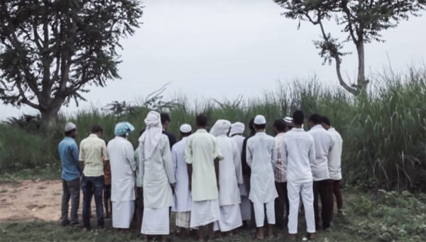A still from 'The Hour Of Lynching'