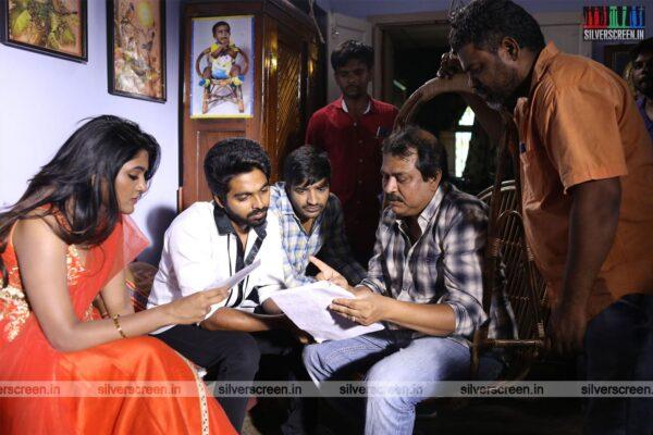 Aayiram Jenmangal Movie Stills Starring GV Prakash Kumar, Eesha Rebba
