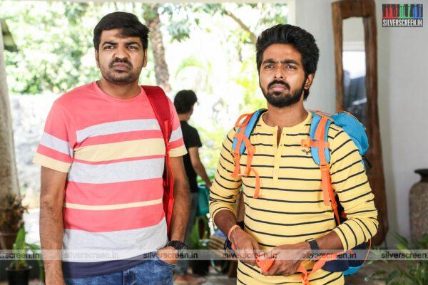 Aayiram Jenmangal Movie Stills Starring GV Prakash Kumar, Sathish