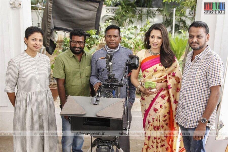 Aruvam Movie Stills Starring Catherine Tresa