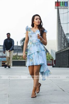 Aruvam Movie Stills Starring Catherine Tresa