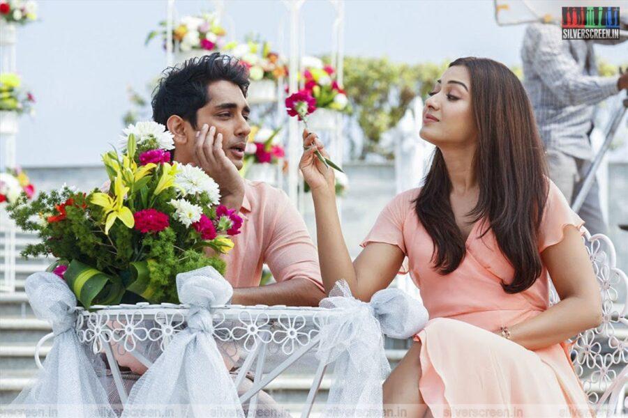 Aruvam Movie Stills Starring Siddharth, Catherine Tresa