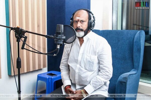 Dubbing For 'Tamizharasan' Starring Vijay Antony Began Today With A Small Ceremony
