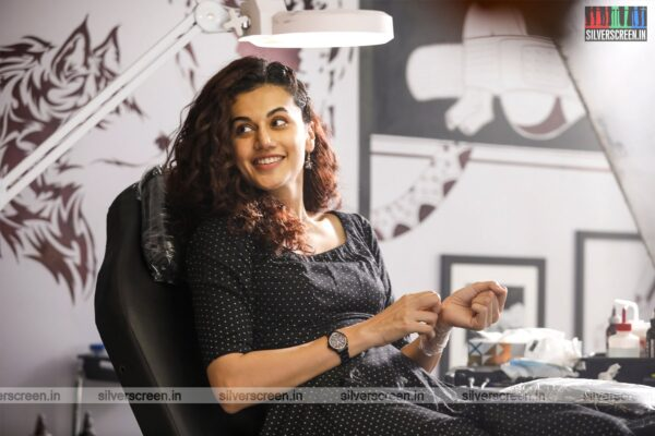 Game Over Movie Stills Starring Taapsee Pannu