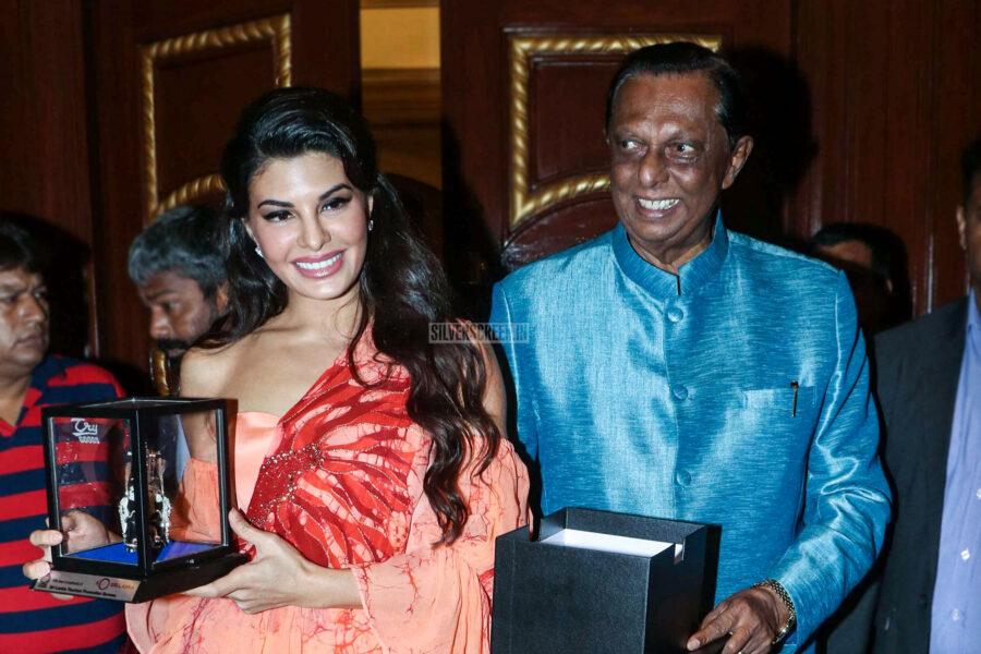 Jacquline Fernandez Promotes 'Srilankan Tourism'