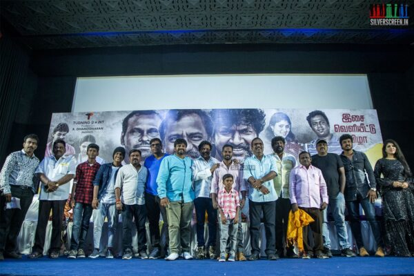 Celebrities At The 'Pizhai' Audio Launch