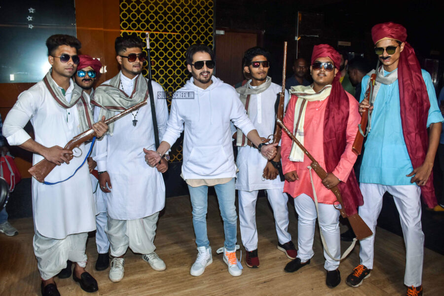 Celebrities At The 'Family Of Thakurganj' Trailer Launch