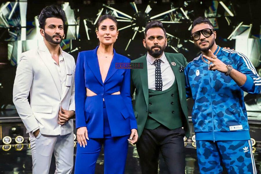Kareena Kapoor On The Sets Of 'Dance India Dance'