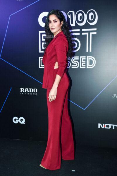 Katrina Kaif At The 'GQ 100 Best Dressed Awards 2019'