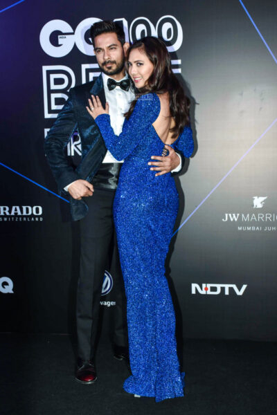 Celebrities At The 'GQ 100 Best Dressed Awards 2019'
