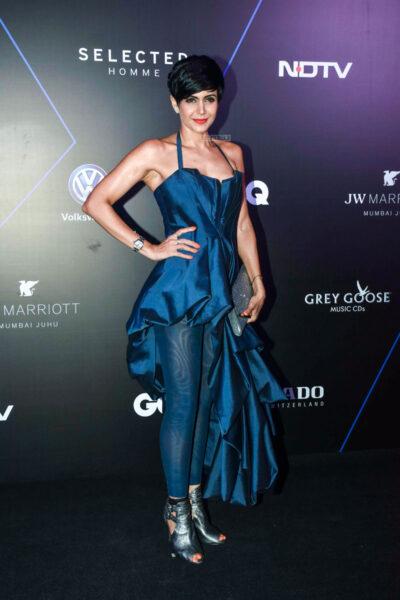 Mandira Bedi At The 'GQ 100 Best Dressed Awards 2019'