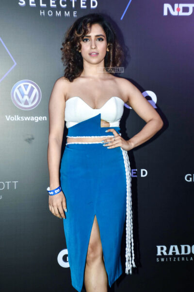 Sanya Malhotra At The 'GQ 100 Best Dressed Awards 2019'
