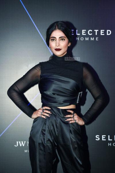 Shruti Haasan At The 'GQ 100 Best Dressed Awards 2019'