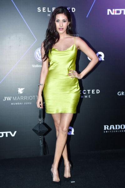 Amyra Dastur At The 'GQ 100 Best Dressed Awards 2019'