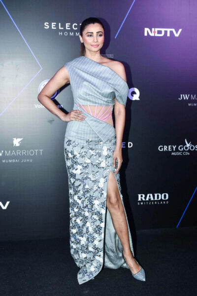 Daisy Shah At The 'GQ 100 Best Dressed Awards 2019'