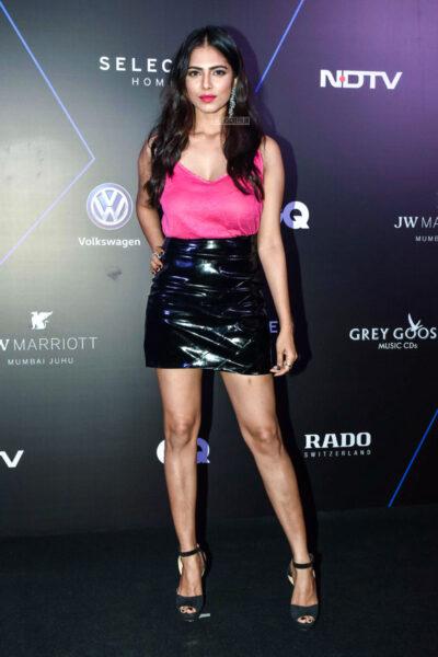 Malavika Mohanan At The 'GQ 100 Best Dressed Awards 2019'