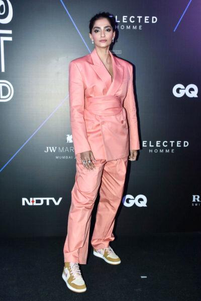 Sonam Kapoor At The 'GQ 100 Best Dressed Awards 2019'