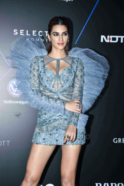 Kriti Sanon At The 'GQ 100 Best Dressed Awards 2019'