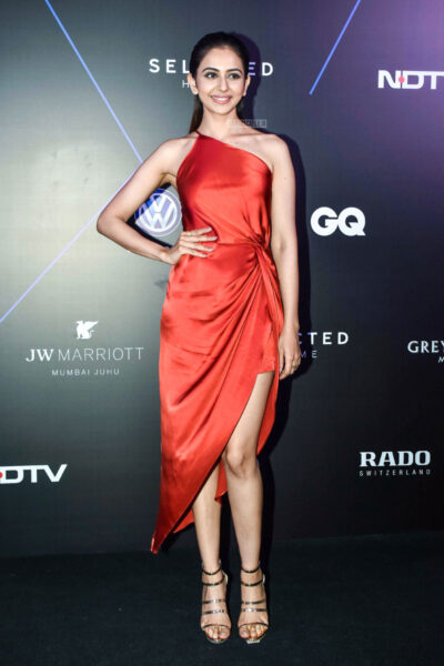 Rakul Preet At The 'GQ 100 Best Dressed Awards 2019'