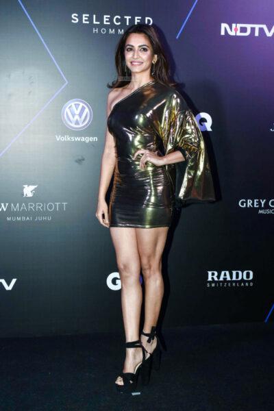Kriti Kharbanda At The 'GQ 100 Best Dressed Awards 2019'